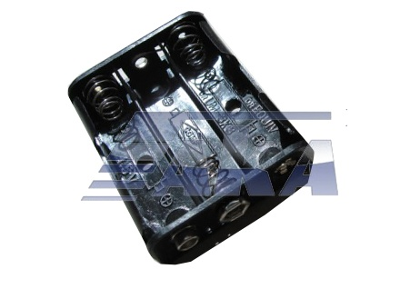 Battery box, 6 pcs
